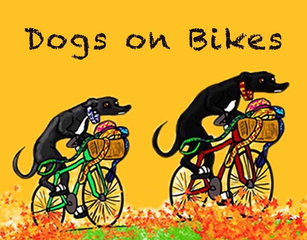 Dogs On Bikes logo