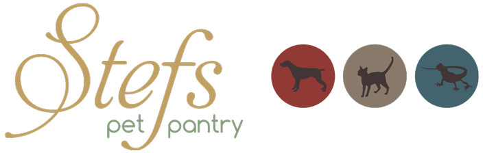 Stefs Pet Pantry Logo